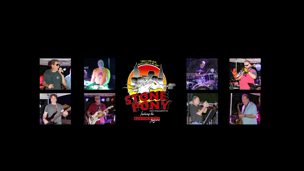 Stone Pony featuring the Northcoast Horns